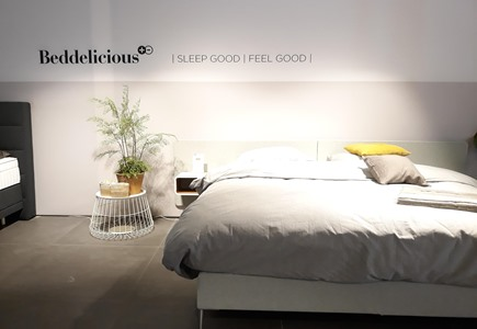 Boxspring Beddelicious Curvious