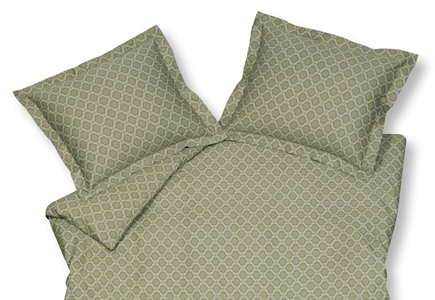 Vandyck Hexagon Light Olive